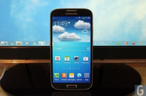Official Samsung Galaxy S4 Hands On Video Released