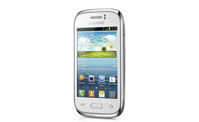 Samsung Galaxy Young Now Available From O2 UK