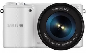 Samsung Announces the Launch of the NX2000 Interchangeable Lens Camera