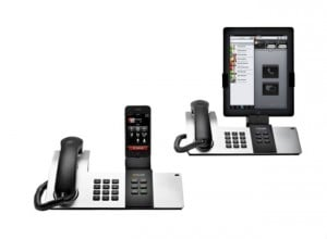 ShoreTel Dock turns your iPhone or iPad Into a Desktop Phone