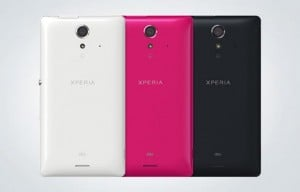 Sony Xperia UL Gets Official