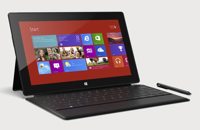 256GB Microsoft Surface Pro Lands In Japan 7th June
