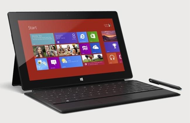 256GB Microsoft Surface Pro