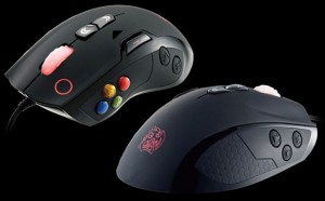 Thermaltake shows off new Volos MMO gaming mouse