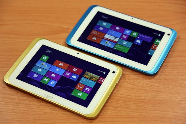 7 Inch Windows 8 Tablet