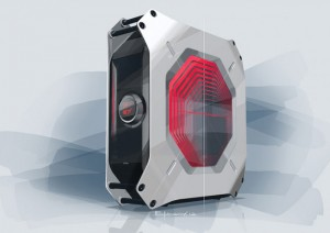 ASRock And BMW DesignworksUSA Partner To Create M8 Gaming Chassis