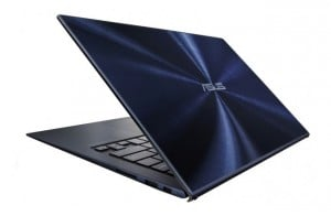 ASUS Zenbook Infinity With Gorilla Glass 3 Case Officially Unveiled