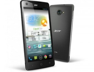 Acer Liquid S1 Android Phablet Announced