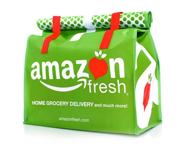 AmazonFresh Grocery Delivery Service Now Available In Los Angeles