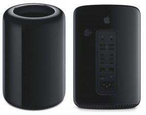 Apple Mac Pro Next Generation System Unveiled At WWDC 2013