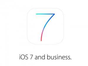 Apple iOS 7 Offers New Security And App Features For Business