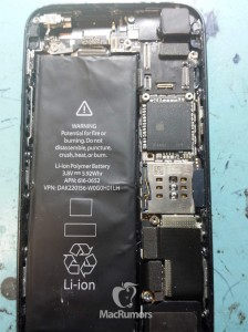 Apple iPhone 5S With Dual-LED flash Photographed In the Wild?