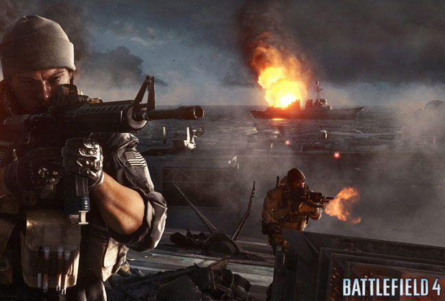 Battlefield 4 Squad Count