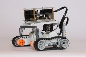 BrickPi Combines A Raspberry Pi And Lego To Create Awesome Robots