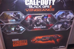 Call of Duty: Black Ops 2 Vengeance DLC Posters Leaked