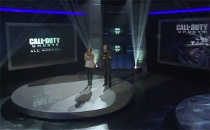 Call of Duty Ghosts 30 Min Pre-E3 Gameplay Preview Released (video)