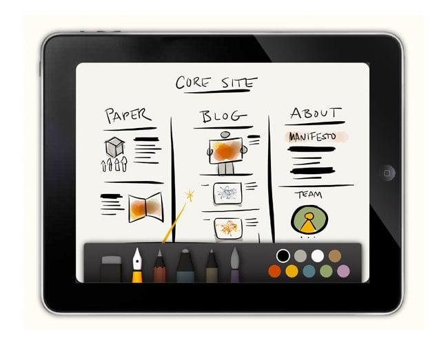 Paper iOS App Developer FiftyThree Raises $15 Million To Create New Office Suite
