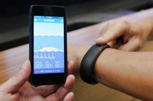 Foxconn Smartwatch Prototype Unveiled With Health Sensors And iPhone Link