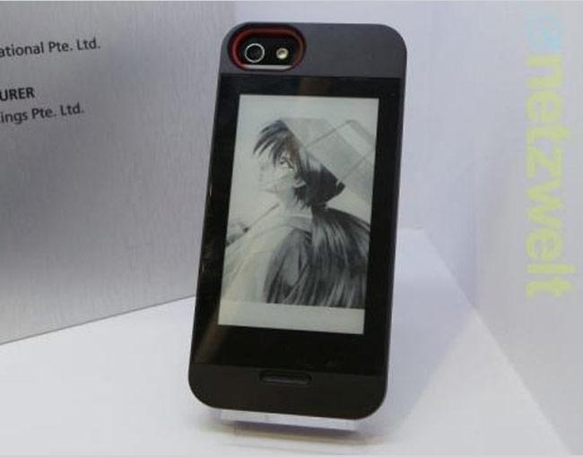 Gajah E Ink iPhone 5 Case