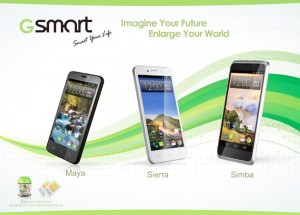 Three New Gigabyte GSmart Android 4.2 Smartphones Unveiled