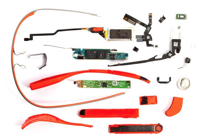Google Glass Teardown