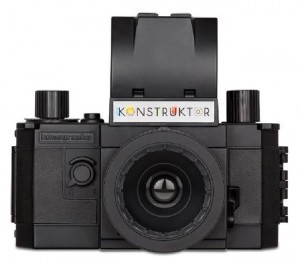 KONSTRUKTOR Do It Yourself 35mm SLR Camera Announced