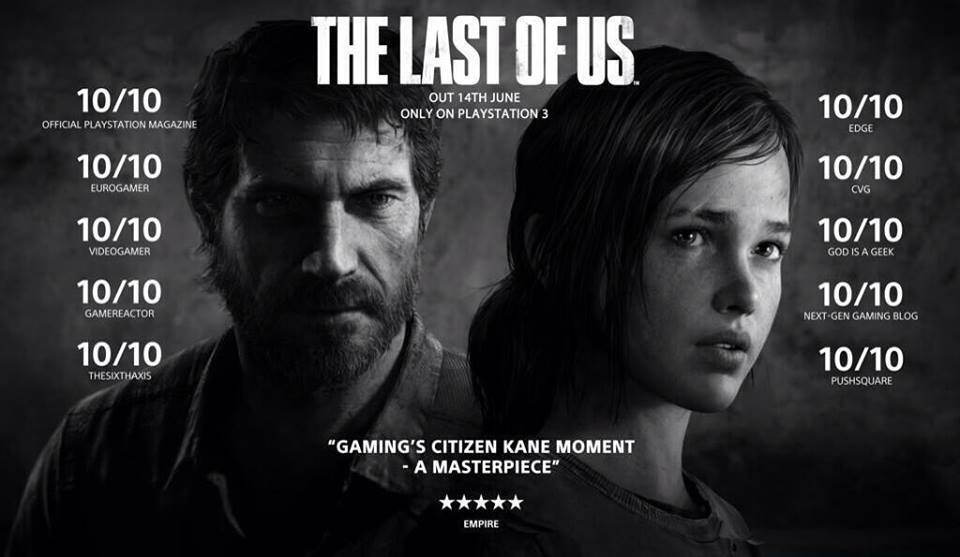The Reviews are in for The Last of Us