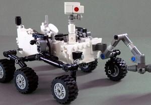 Lego Cuusoo To Create An Official Mars Curiosity Rover Set (video)