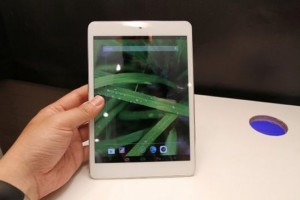 MSI Primo 81 Android 4.2 Tablet Announced
