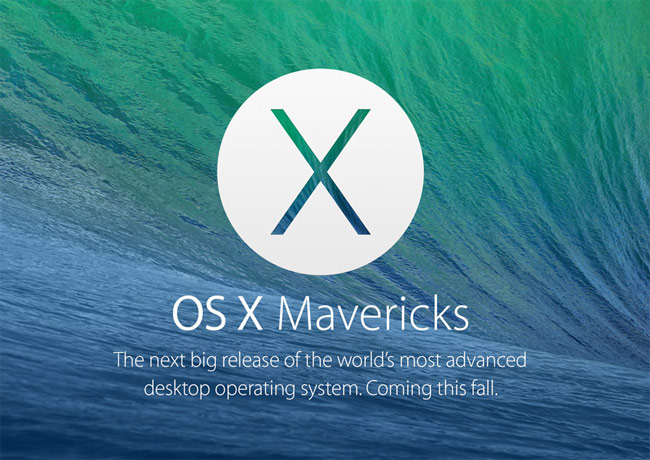 Macs Compatible With OS X Mavericks