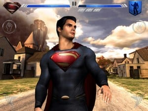 Official Man Of Steel Game Lands On iOS For $4.99