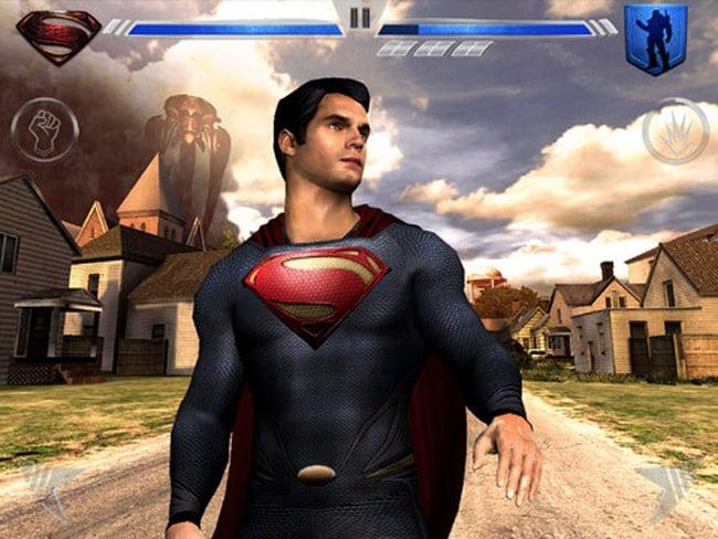 Man Of Steel game