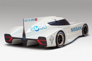 Nissan ZEOD RC 300KM/h Electric Hybrid racer Unveiled For Le Mans 24-hour Race