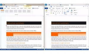 Microsoft Demonstrates Real-time Co-authoring For Office 365 Web Apps (video)