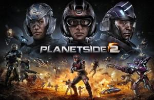 Planetside 2 Launching On Next Generation PlayStation 4 Console