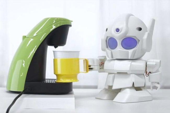 RAPIRO Raspberry Pi Robot
