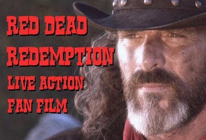 Red Dead Redemption fan movie