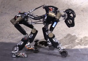 Robot Ape Created By German Researchers At DFKI (video)