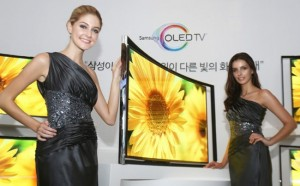 Samsung Curved OLED TV Now Available To Purchase