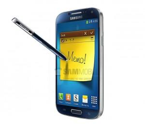 Samsung Galaxy Memo Leaked (Rumor)