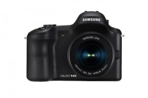 Samsung Galaxy NX Camera Gets Official