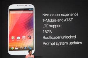 Samsung Galaxy S4 Google Edition Lands On Google Play
