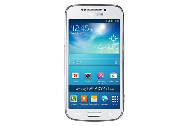Samsung Galaxy S4 Zoom without 4G