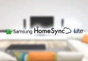 Samsung HomeSync Lite Personal Cloud Storage Launches (video)