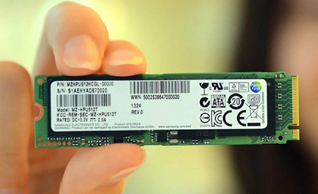 Samsung Creates First PCIe-based Solid State Disk (SSD) For Ultrabooks