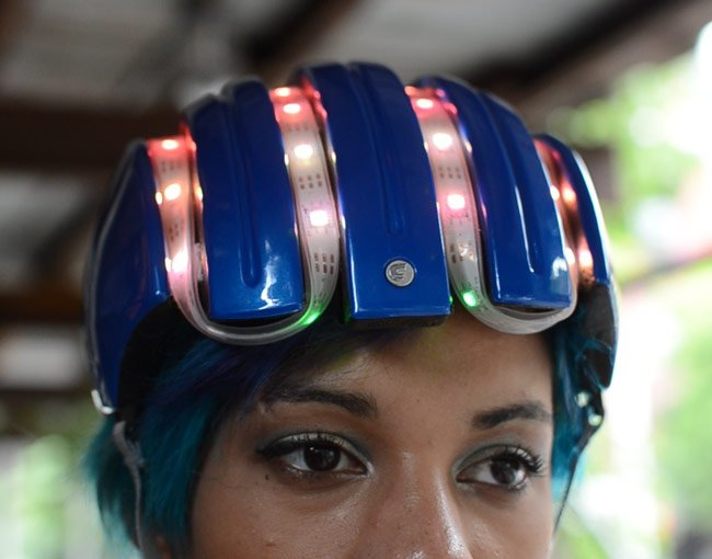 Smart-Bike-Helmet