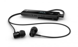 Sony SBH52 Bluetooth Handset And Music Player (video)
