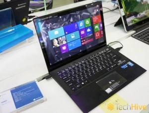 Sony Vaio Pro 11 Ultrabook Announced (video)
