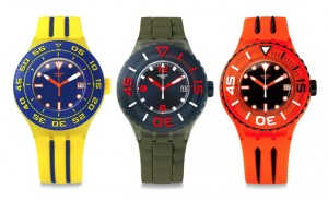Swatch Scuba Libre Range Of Waterproof Watches Launch For $90 (video)