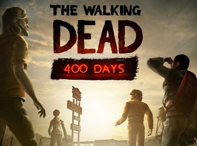 The Walking Dead: 400 Days DLC